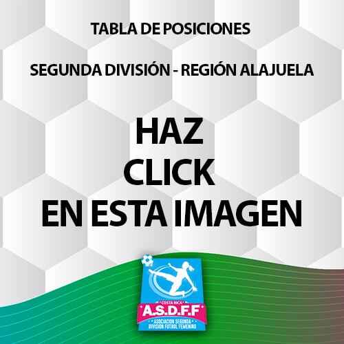 Segunda División - Región Alajuela